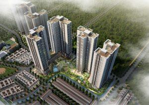 Tìm hiểu cụm cao ốc CT3 dự án Laimian City