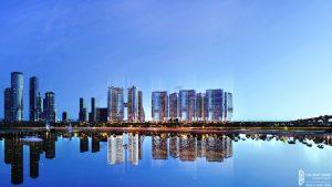 """Sunshine Diamond River – """"viên kim cương"""" bên bờ sông Sài Gòn chuẩn bị ra mắt"""