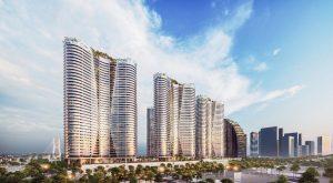 Sunshine Diamond River – Tọa lạc tại cung đường phát triển các dự án tỉ đô