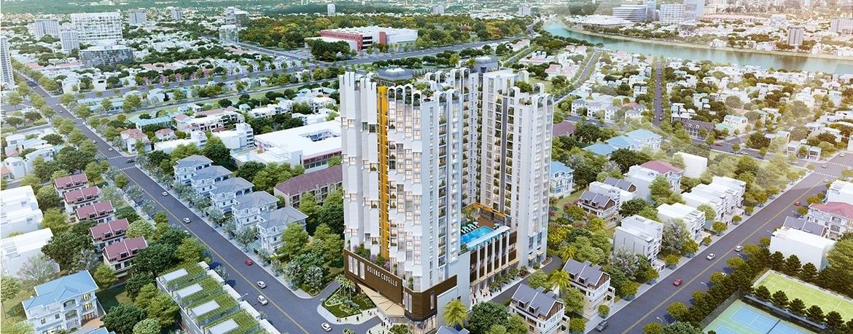 Mua bán cho thue dự án căn hộ chung cư Asiana Capella quận 6