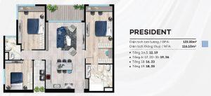 Thiết kế chi tiết dự án condotel The Sóng Vũng tàu