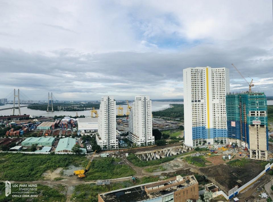 Tiến độ xây dựng dự án chung cư Sunshine Diamond River 11/08/2019 - Nhận mua bán + ký gửi + Cho Thuê