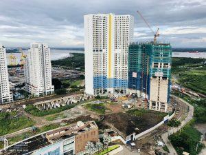 Tiến độ xây dựng dự án chung cư Sunshine Diamond River 11/08/2019 – Nhận mua bán + ký gửi + Cho Thuê