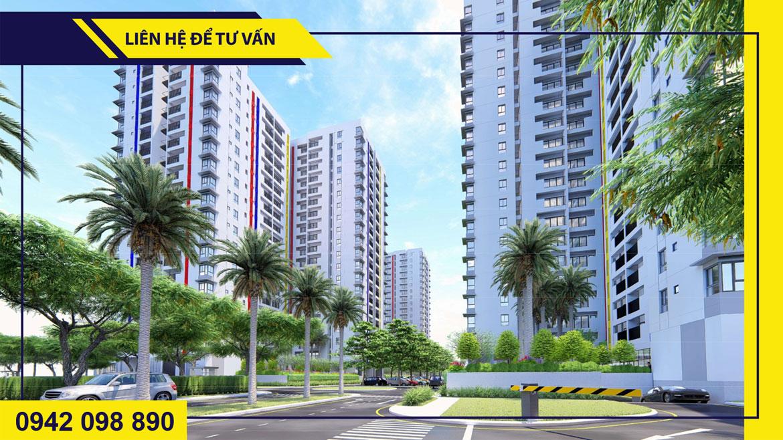 Tiện ích dự án căn hộ chung cư HausNima Quận 9 Đường Lò Lu chủ đầu tư EZLand