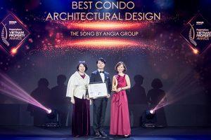 Dự án The Sóng xuất sắc đạt được 2 giải thưởng BĐS danh giá