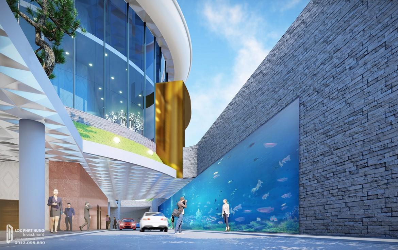 Trung tâm hội nghị dự án căn hộ chung cư eco green sài gòn quận 7