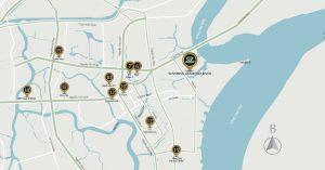 Đánh giá vị trí chiến lược dự án Sunshine Diamond River Quận 7