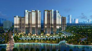 Sunshine City Sài Gòn bị ảnh hưởng bởi giá khu nhà nhàu như thế nào?