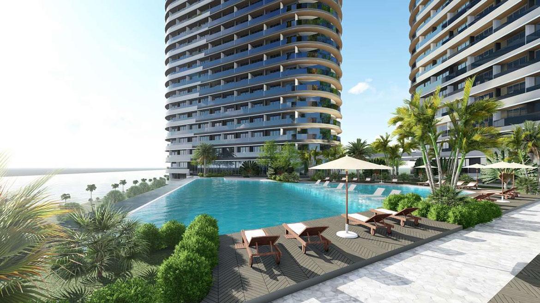 hồ bơi Dự án New Century Bay Đà Nẵng