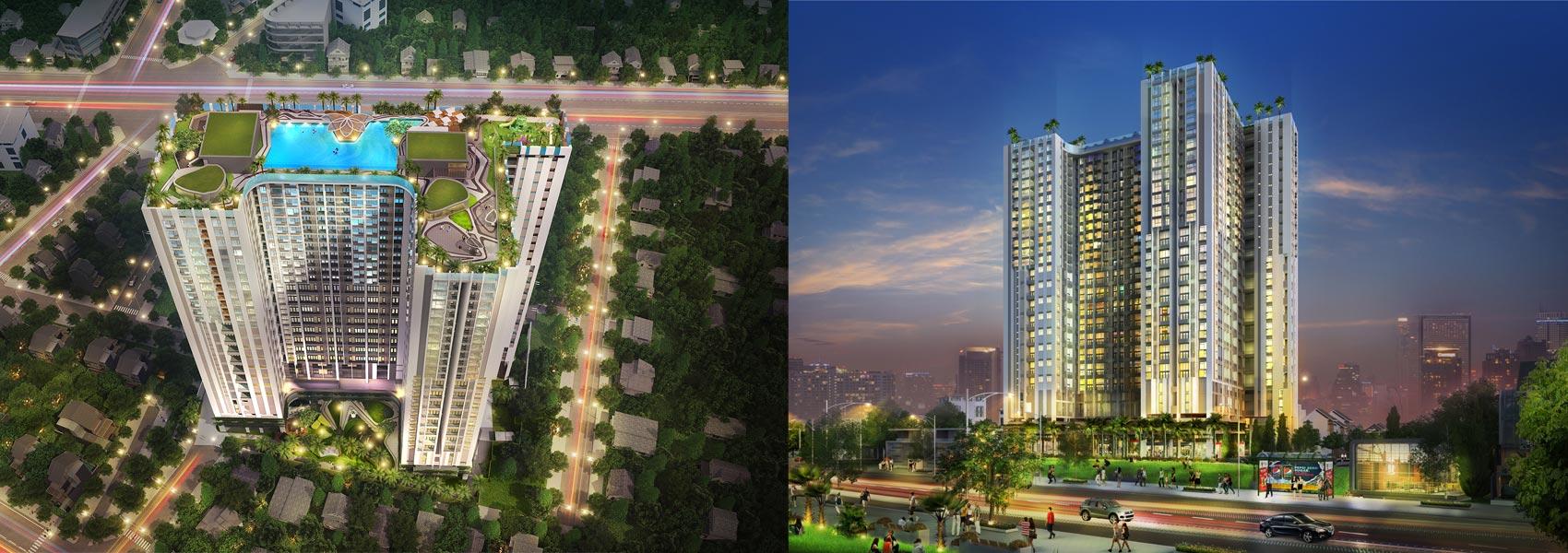 Mua bán và cho thuê Căn hộ La Cosmo Quận Tân Bình là dự án theo dòng sản phẩm La Asotoria mà chủ đầu tư An Gia Hưng