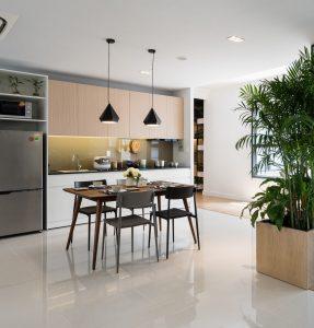 Nhà mẫu dự án căn hộ căn Citi Grand Quận 2