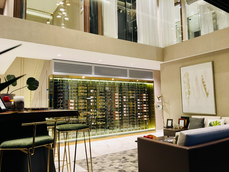 Thiết kế hiện đại căn Duplex The Loft