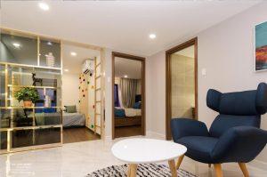 Nhà mẫu thực tế căn hộ La Cosmo Residences Quận Tân Bình