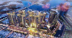 Sunshine Diamond River- biểu tượng thịnh vượng mới trong lòng dân Sài Thành