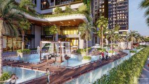 Tận hưởng cuộc sống đỉnh cao mỗi ngày tại Sunshine City Sài Gòn