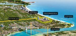 Quy Mô Tổng Quan Dự án Cửa Lò Beach Villa Nghệ An