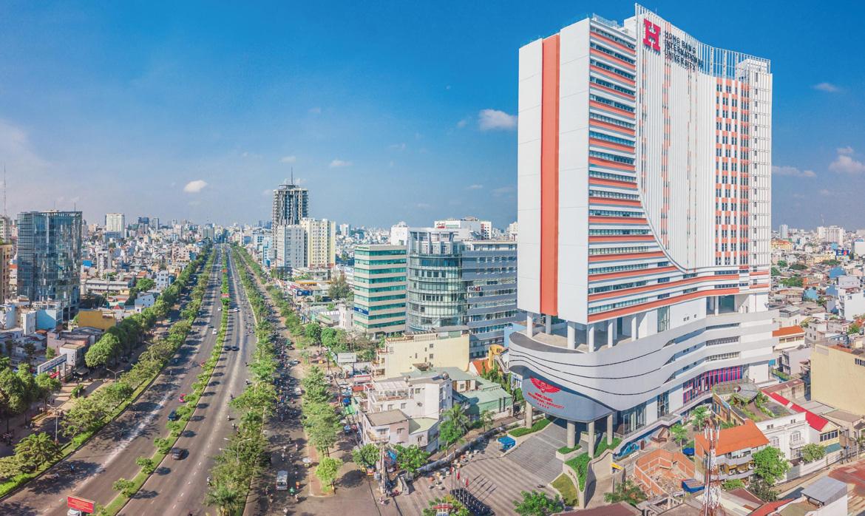 Trường Đại Học Quốc Tế Hồng Bàng Quận 2