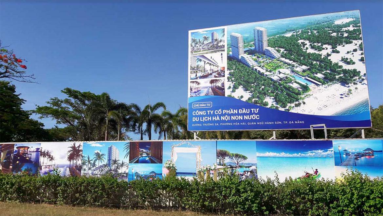 Hình thực tế dự án Aria Đà Nẵng Hotels and Resorts