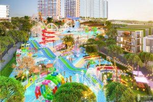 Tổ hợp giải trí tại Mũi Né SummerLand thúc đẩy tăng trưởng du lịch Phan Thiết