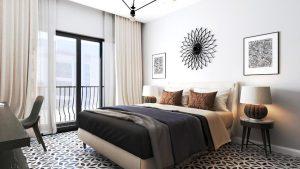 Nhà mẫu dự án căn hộ condotel Sim Island Phú Quốc