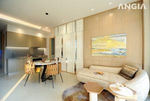 Nhà mẫu căn hộ dự án West Gate Park Bình Chánh