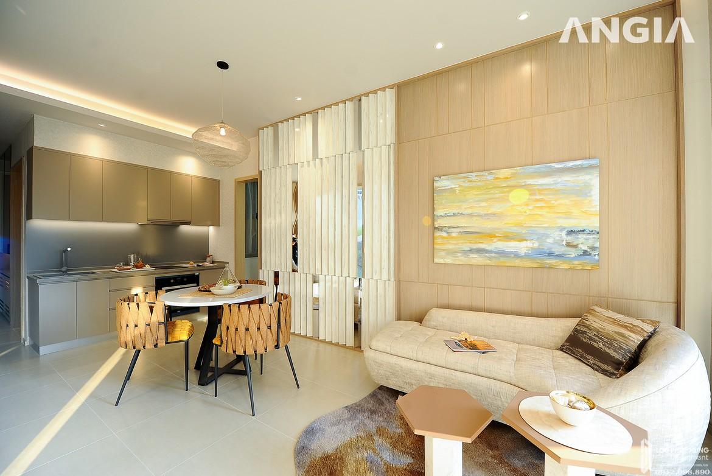 Nhà mẫu dự án căn hộ chung cư West Gate Park Bình Chánh