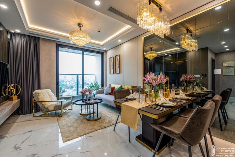 Căn hộ 2 phòng ngủ tại Sunshine City Sài Gòn