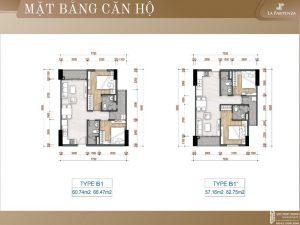 Thiết kế chi tiết dự án căn hộ La Partenza Nhà Bè