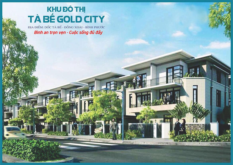 Thông tin chi tiết dự án Tà Bế Gold City