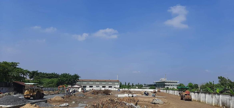 Tiến độ dự án đất nền khu dân cư Pearl Garden Bình Tân Đường Nguyễn Cửu Phú