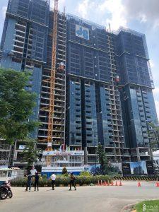 Tiến độ xây dựng dự án chung cư Sunshine City Sài Gòn ngày 12/10/2019 – Nhận mua bán + ký gửi + Cho Thuê