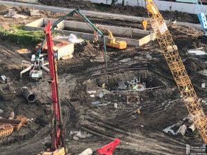 Tiến độ xây dựng dự án chung cư Sunshine Diamond River 25/10/2019 – Nhận mua bán + ký gửi + Cho Thuê