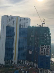 Tiến độ xây dựng dự án chung cư Sunshine Diamond River 19/10/2019 – Nhận mua bán + ký gửi + Cho Thuê