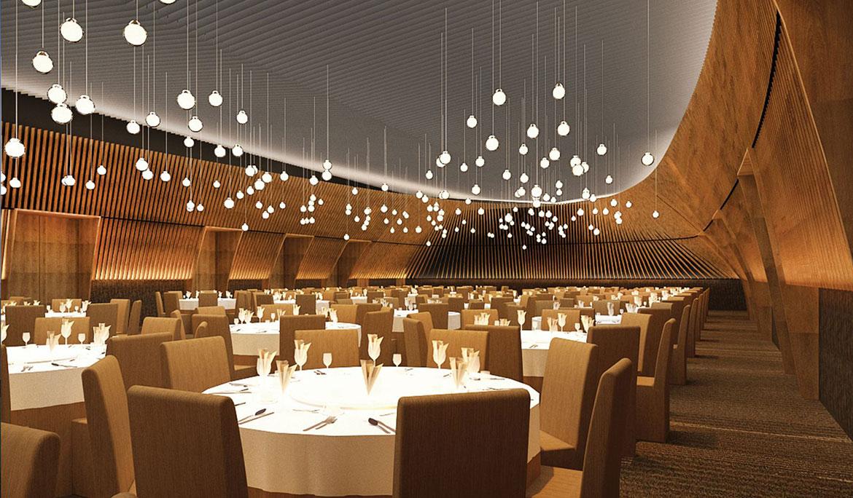 tiện ích dự án biệt thự condotel Aria Đà Nẵng Hotels and Resorts