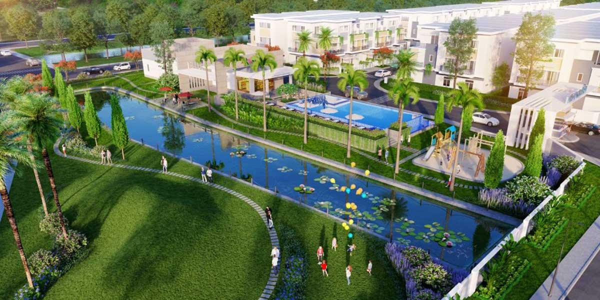 Tiện ích dự án Verosa Park Khang Điền Quận 9