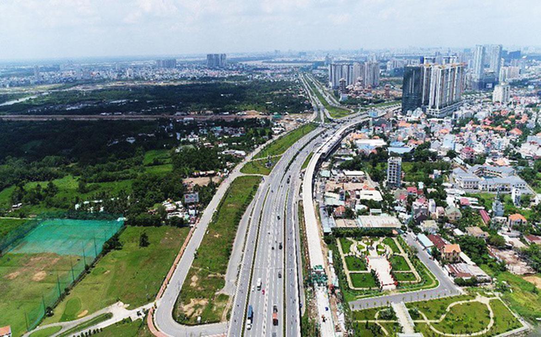 Giao thông hiện đại giúp Bình Chánh có vị trí liên kết vùng đẹp khi dễ dàng di chuyển đến các khu lân cận