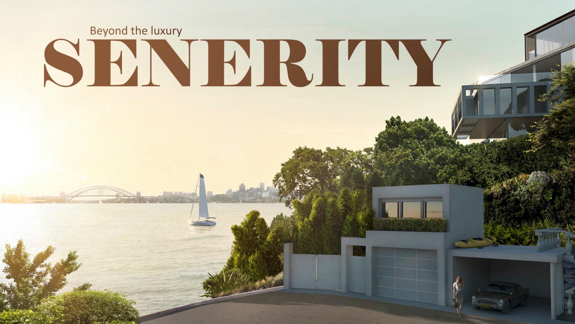Phối cảnh biệt thự Senerity