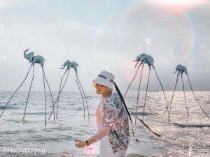 Đến với thiên đường Sim Island mình đi những đâu?