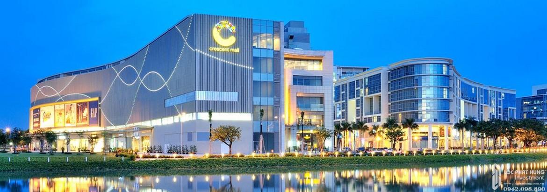 Trung tâm thương mại Cresent Mall tại Phú Mỹ Hưng