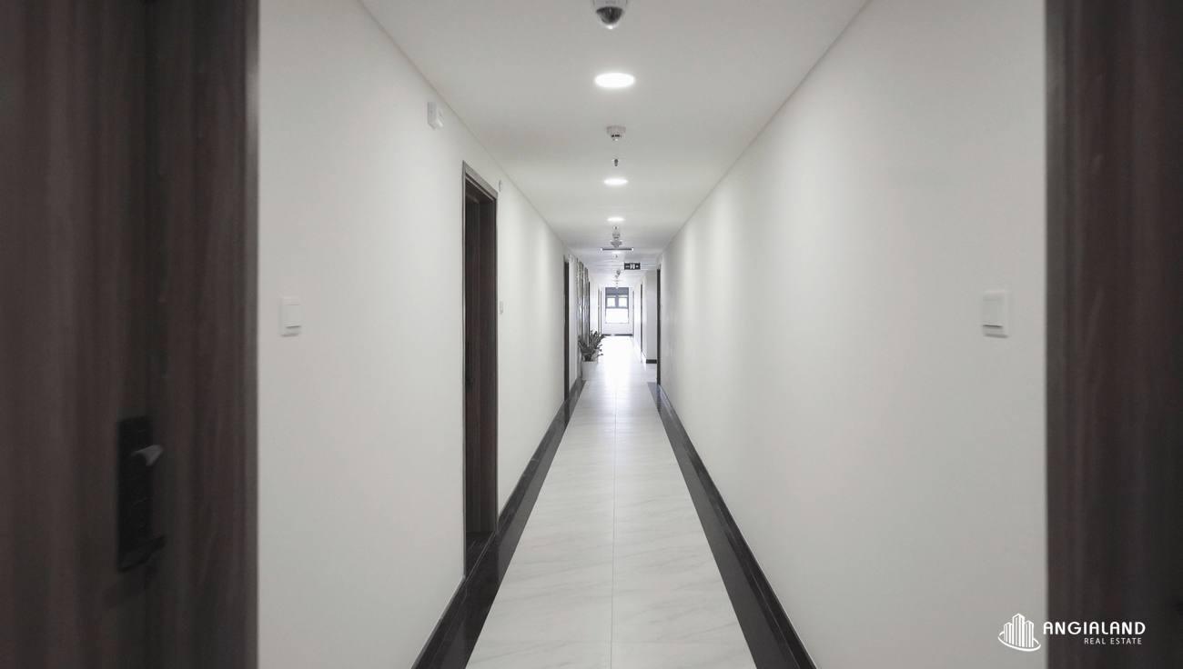 Hành lang căn hộ Saigon Asiana Quận 6