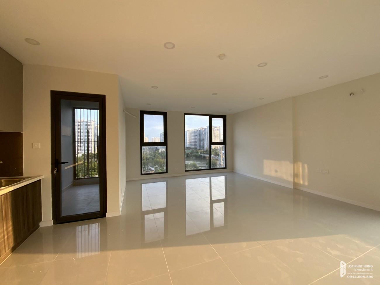 Nhà bàn giao thực tế dự án căn hộ Lavida Plus chủ đầu tư Quốc Cường Gia Lai