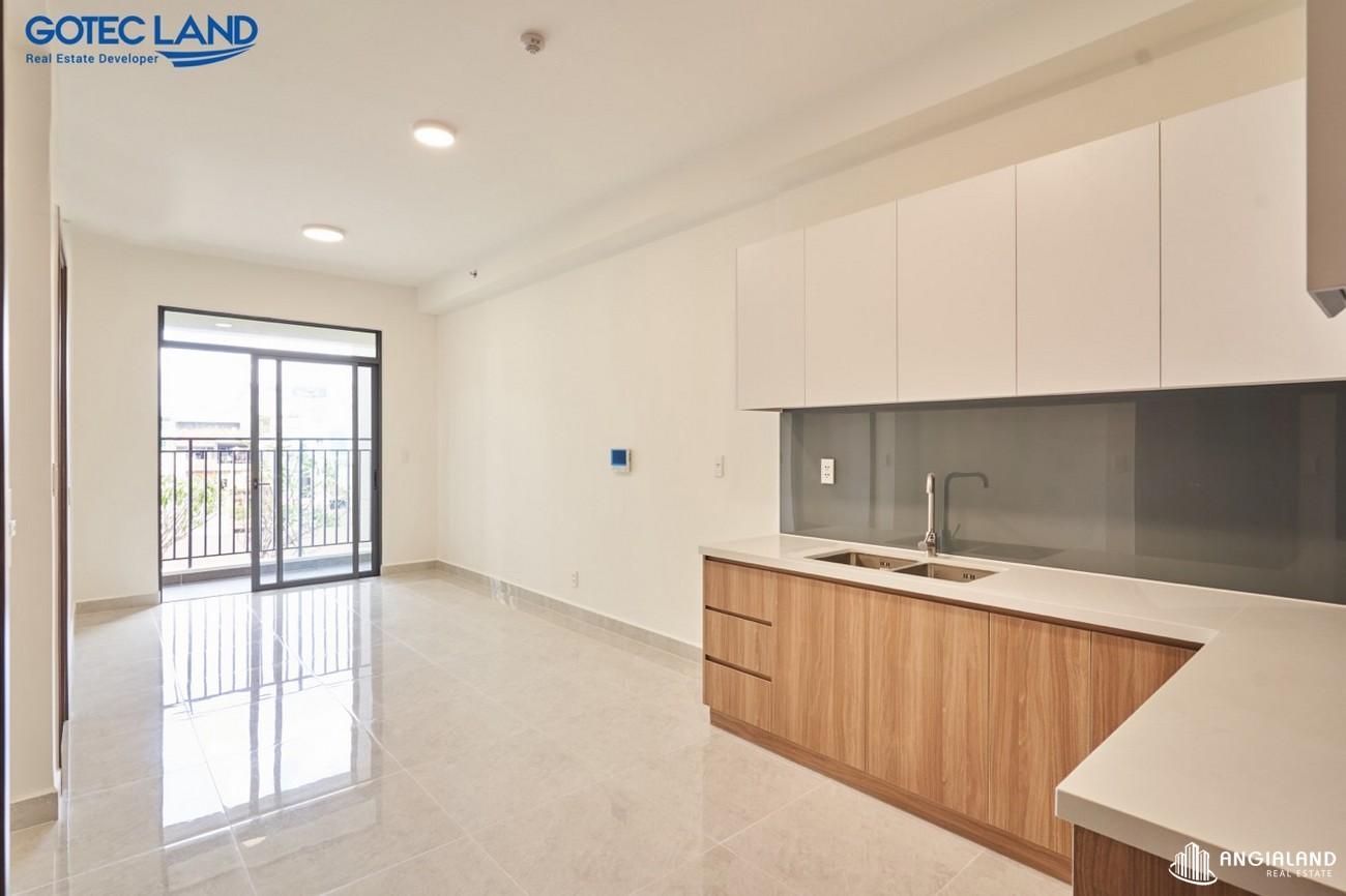 Hình ảnh thực tế căn hộ chung cư Saigon Asiana Quận 6 Đường Nguyễn Văn Luông chủ đầu tư Gotec Land