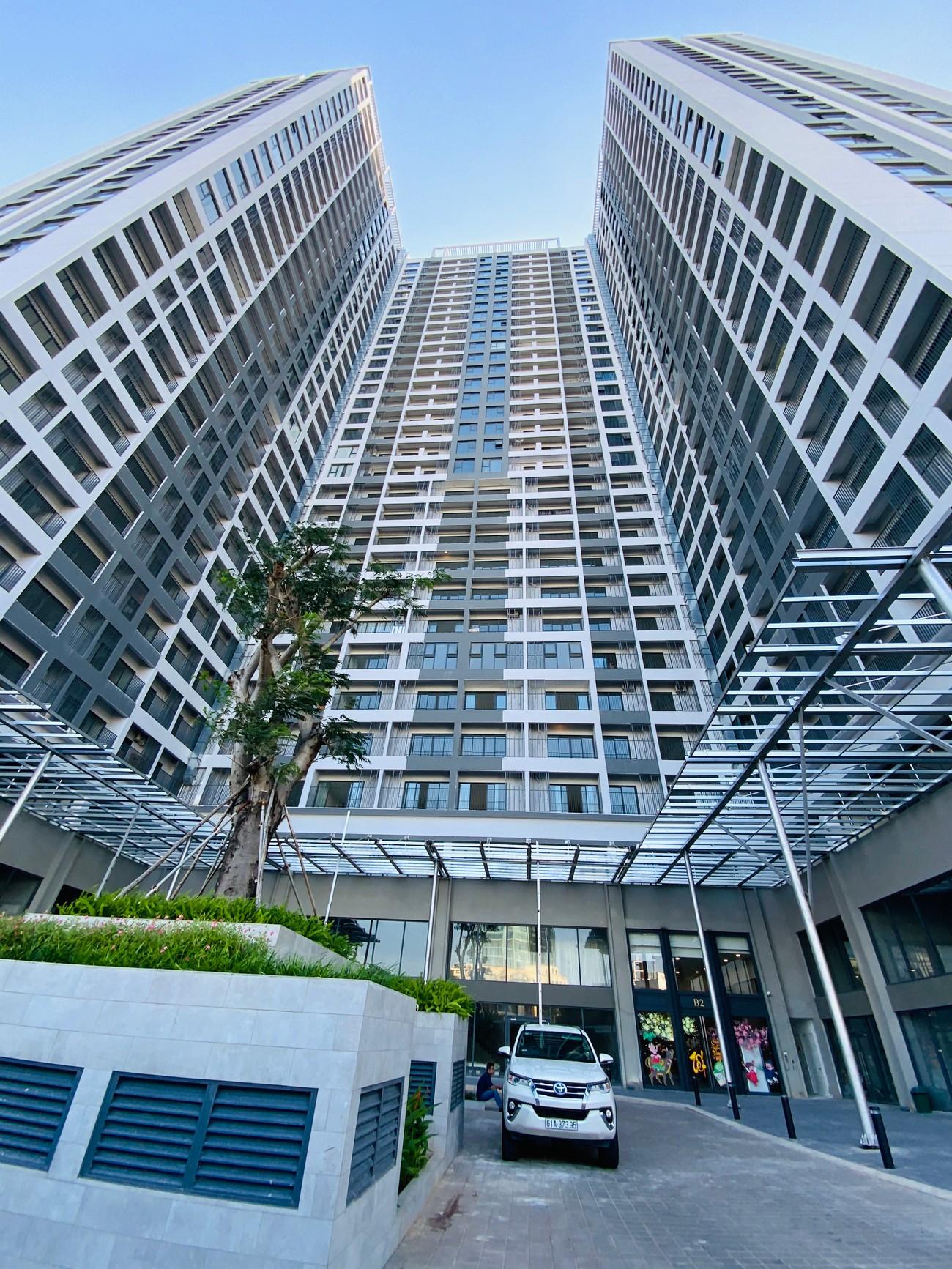 Hình ảnh thực tế dự án căn hộ Lavida Plus chủ đầu tư Quốc Cường Gia Lai