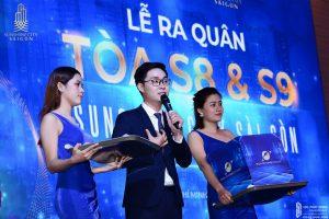 Sunshine City Sài Gòn ra mắt tòa S8, S9 ngày 04/11 vừa qua