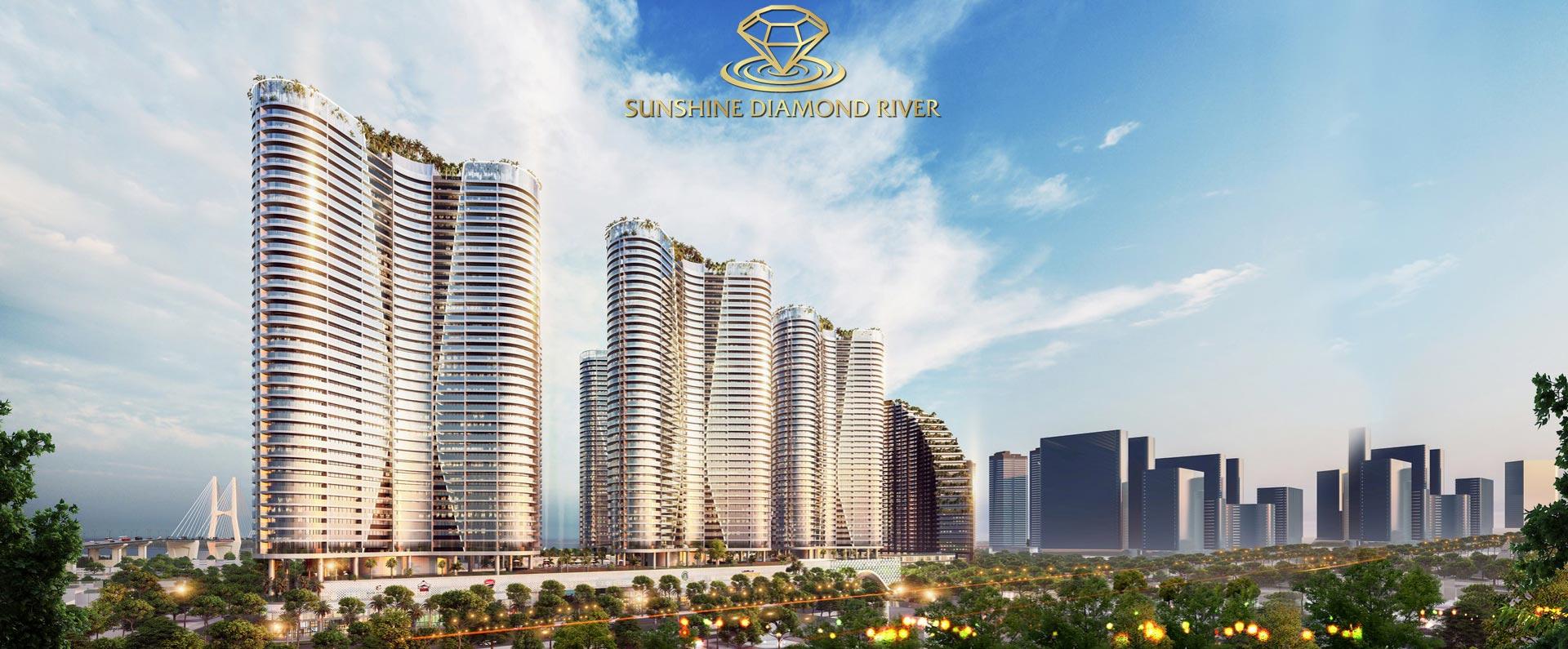 Mua bán cho thuê dự án căn hộ chung cư Sunshine Diamond River Quận 7 Đường Đào Trí chủ đầu tư Sunshine Group