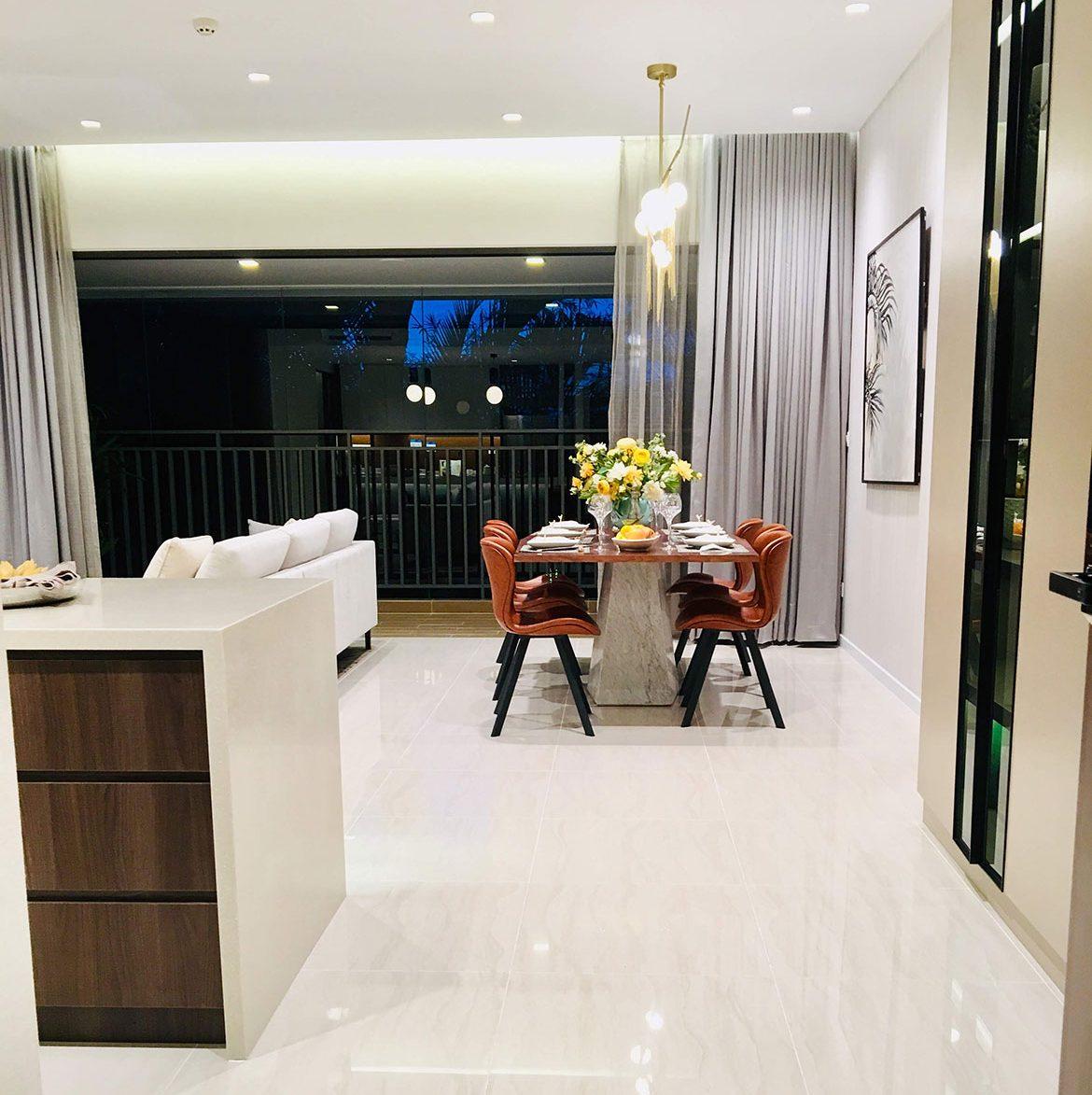 Nhà mẫu dự án Celesta Rise Rise Nhà Bè