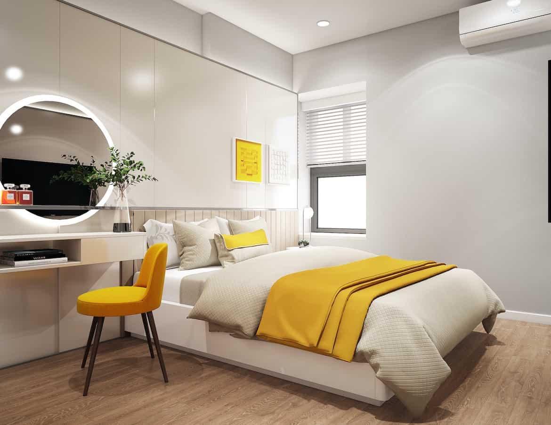 Nhà mẫu - Nội thất căn hộ Ricca Quận 9