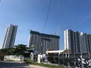 Tiến độ xây dựng dự án căn hộ River Panorama tháng 11/2019