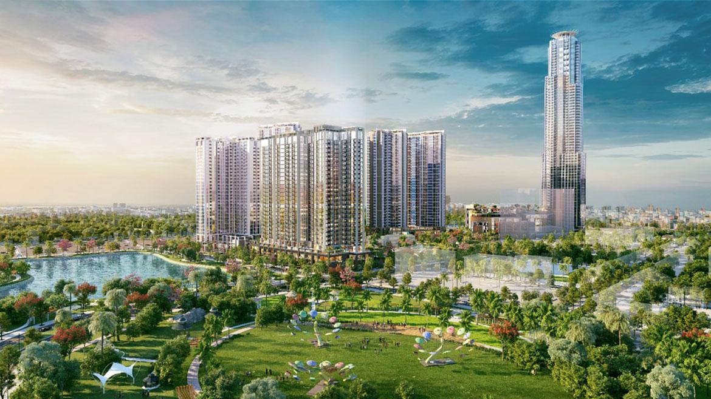 Eco Green Saigon được ví như ốc đảo xanh khu Nam Sài Gòn