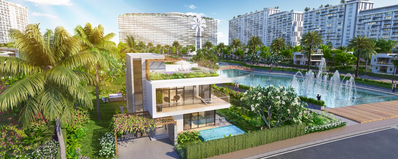 Hình ảnh The Maris facade villa